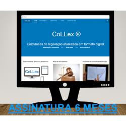 Assinatura CoLLex - 6 Meses
