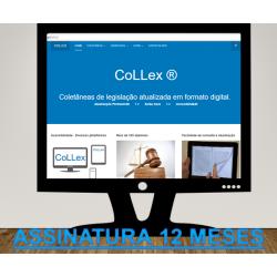 Assinatura CoLLex - 12 Meses