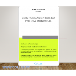 Leis Fundamentais da Polícia Municipal