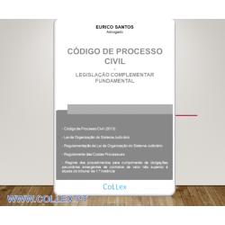 Código de Processo Civil e Legislação Complementar Fundamental