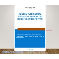 Regime Jurídico do Registo Central do Beneficiário Efetivo