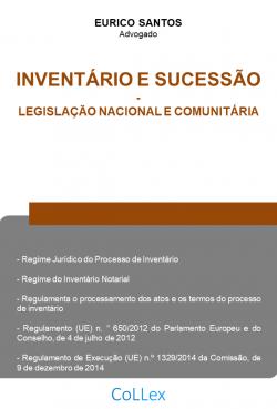 Inventário e Sucessão - Legislação Nacional e Comunitária