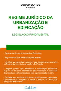 Regime Jurídico da Urbanização e Edificação - Legislação Fundamental