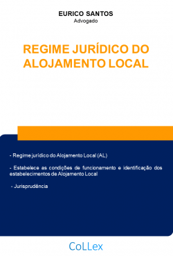 Regime Jurídico do Alojamento Local